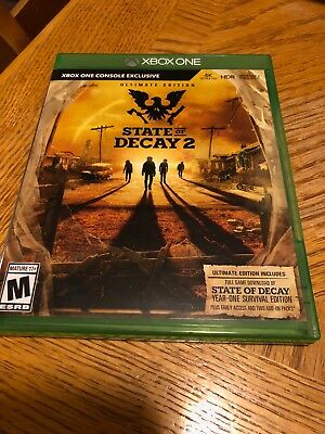 State Of Decay 2  Ultimate Edition  2018   Add On Packs Dlc Was Used