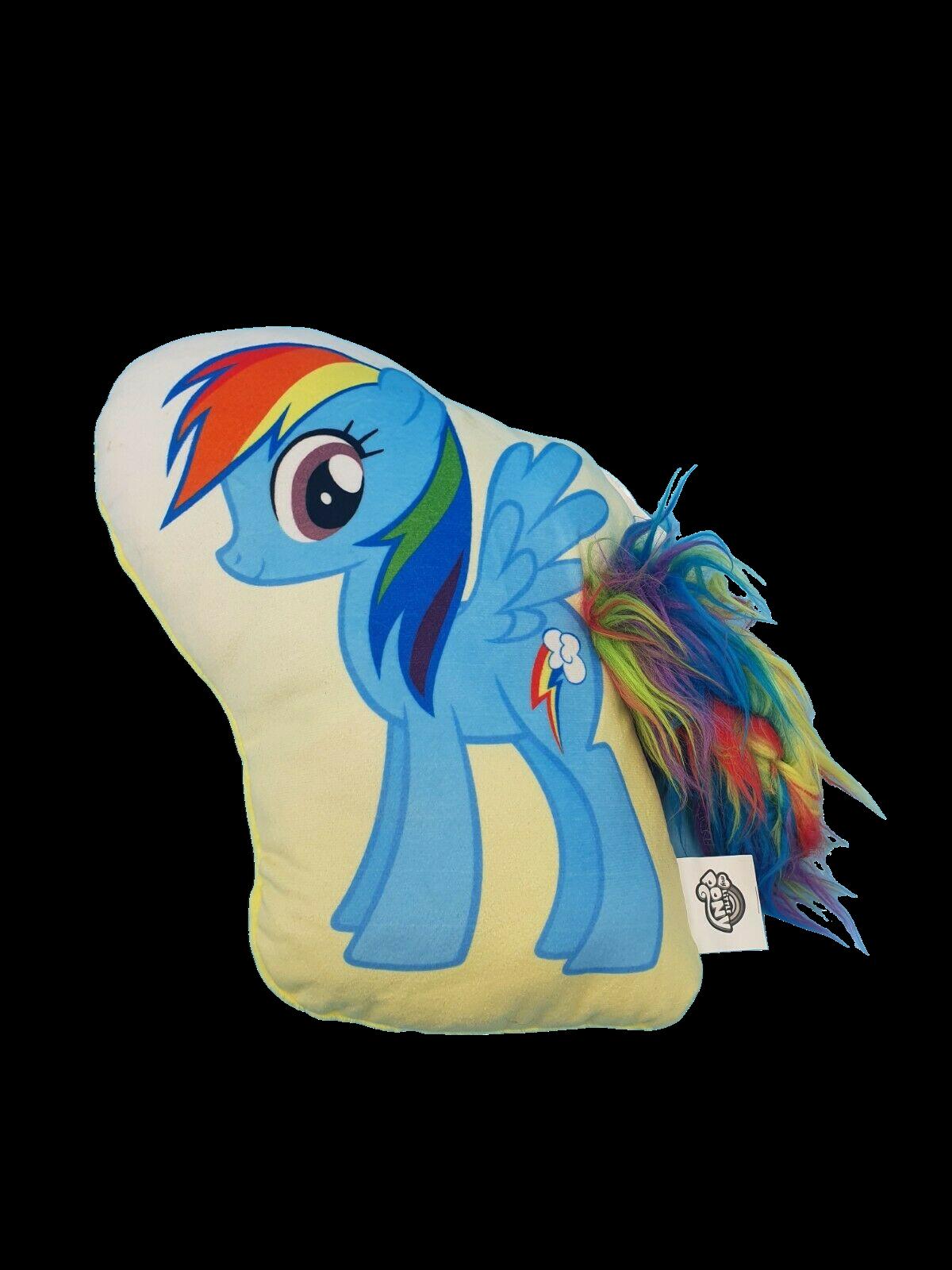 My Little Pony Kuschelkissen Kinder Kissen Kopfkissen Rainbow Dash 30 cm NEU