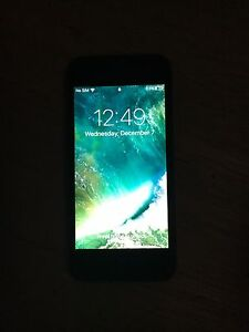 iPhone 5 with bell