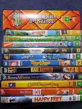 Assorted dvds Unanderra Wollongong Area Preview