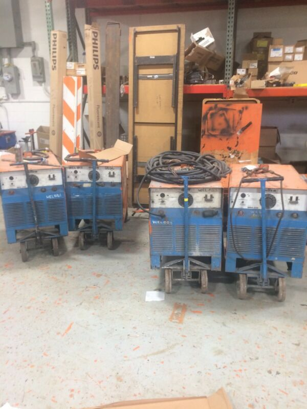 MILLER SRH-333 ARC/STICK WELDER - USED