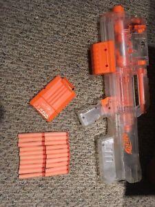 Collapsible Nerf Gun