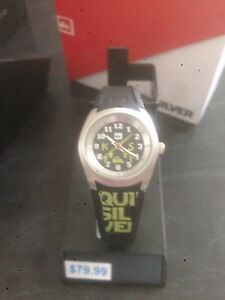 Quiksilver boys watch as new in box rrp$79 Flinders Shellharbour Area Preview