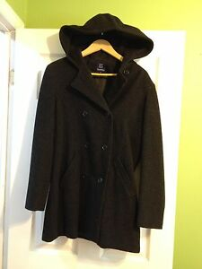 W's wool coat size 8