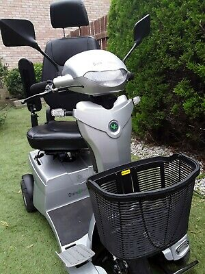 Electric mobility scooters used