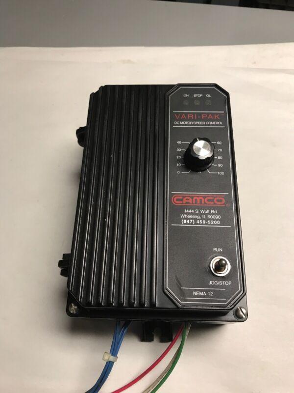 Camco Vari-Pak 92A61633010000 Cycling DC Motor Control