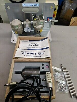 Nsk Nakanishi Planet 550 65k Rpm Jig Grinder Machine In Box And Extras