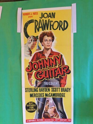 JOHNNIE GUITAR / JOAN CRAWFORD