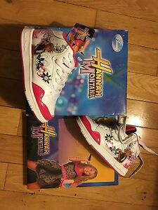 Disney's Hannah Montana BRAND NEW size 12M shoes NEVER WORN!