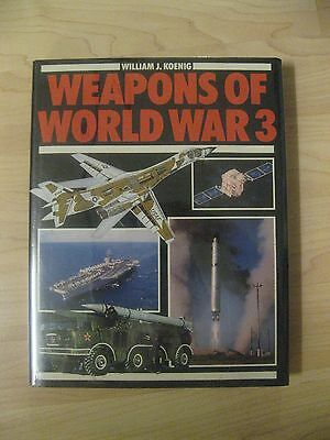 Weapons of World War III by Outlet Book Company Staff (1988, Hardcover)](Party World Outlet)