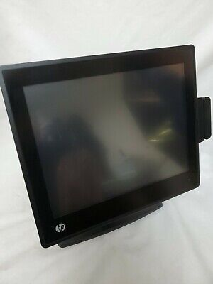 Hp Rp7 7800 Retail Pos System 15 Touchscreen W Base Working No Hard Drive