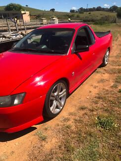 2002 Holden vy ute manual