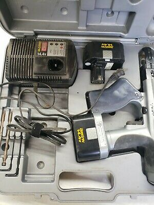 Senco Duraspin Ds200 14.4 V Cordless Screwgun Drill Power Tool