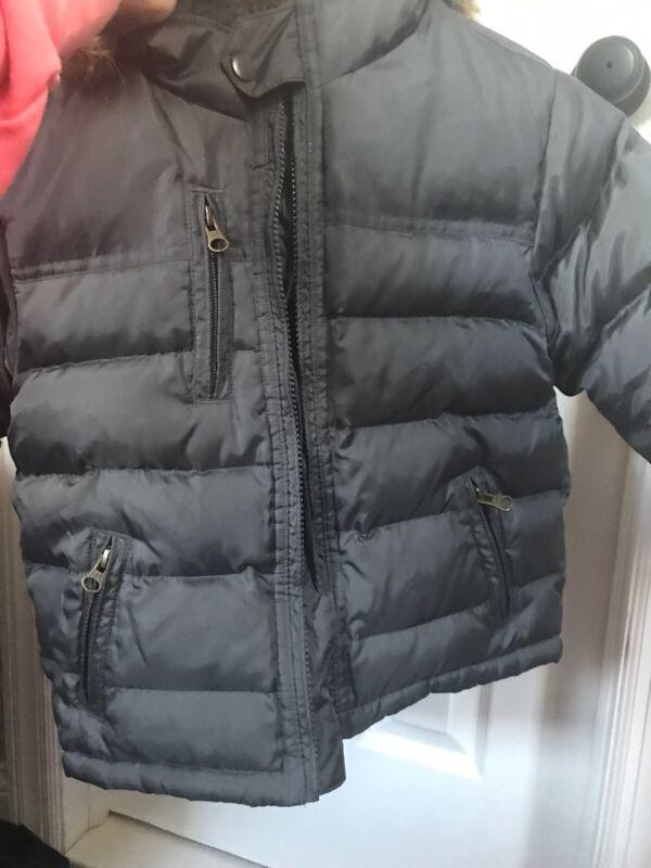 Gapkids Boys Size 3t Euc Winter Coat Down Puffer