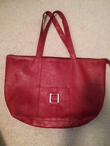 Red Purse. Never used