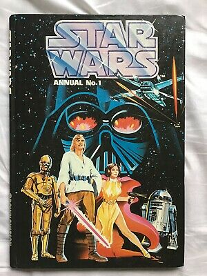 STAR WARS Annual No.1  1978 Stan Lee Hardback publisher Brown Watson