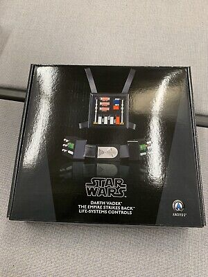 Anovos Star Wars Darth Vader ESB LIFE-SYSTEMS CONTROLS Costume Prop Replica NEW