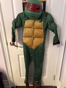 Teenage Mutant Ninja Turtle Halloween Costume