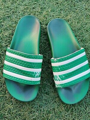 Uk8 Adidas Sliders made in Italy 2009