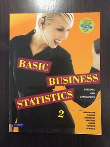 Basic Business Statistics Melbourne CBD Melbourne City Preview