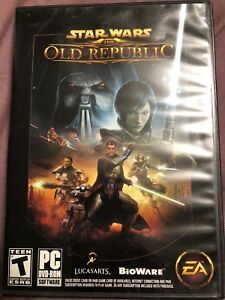 Star Wars PC Game The Old Republic