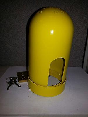 Locking Welding Gas Cylinder Caps - Prevent Theft Of Regulators - New
