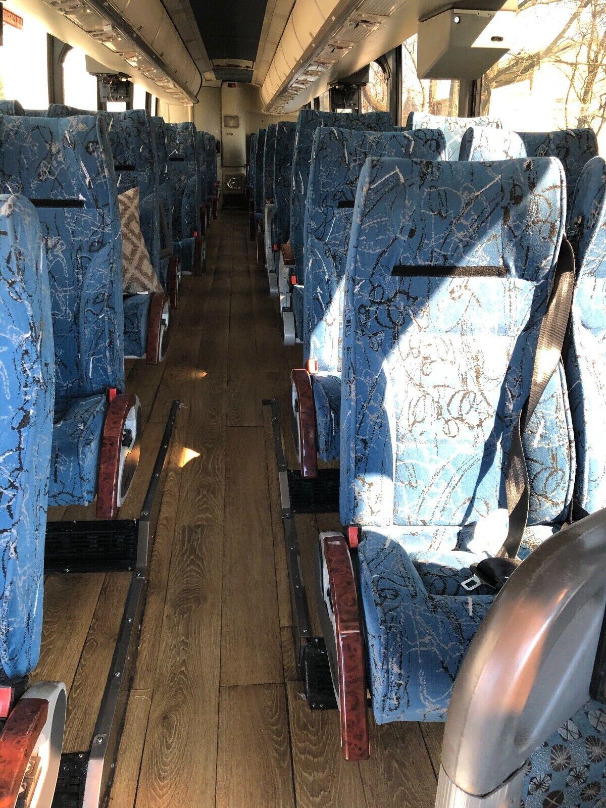 2000 MCI Model E4500 56 Passenger Motor Coach