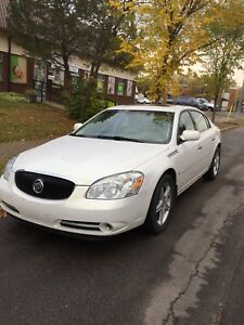 2006 Buick Lucerne CXS with low kms! Taken care of!