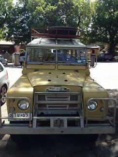 1974 Land Rover (4X4) Coupe Carlton North Melbourne City Preview