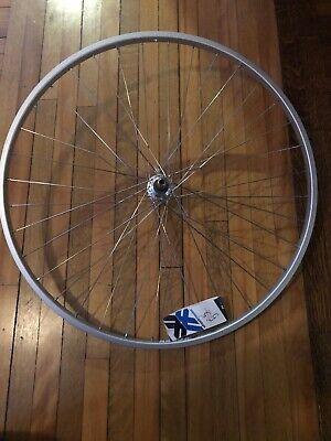 """27/"""" Rear Road Bike Wheel 5//6//7 Speed Threaded Hub Alex XRims AP18 27x1-1//4/"""" QR"""
