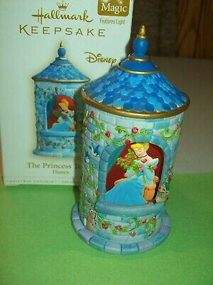 Princess Tower - Hallmark The Princess Tower Disney 2006 Ornament Magic Tested