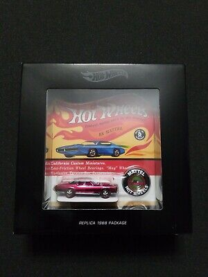 Hot Wheels RLC Redline Club Original 16 CUSTOM ELDORADO (xxxx/5,000)