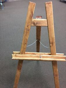Professional Artist's Easel or display stand