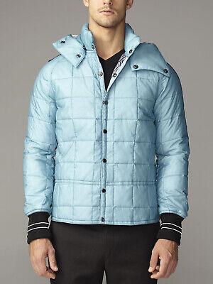 NWT - $610 Donrad Duncan EFM-Engineered for Motion Tiff Blue Jacket Size XL