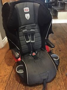 Britax Frontire carseat/booster seat..