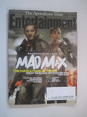 Entertainment Weekly  1318   Mad Max Exclusive First Look   04 Jul 2014