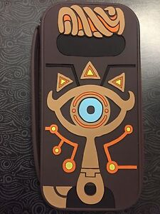 Brand New Zelda Breath of the Wild Carrying Case for Switch