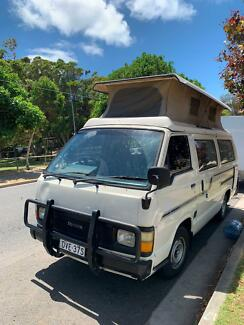 Toyota Hiace Pop-top Campervan - Refurbished Interior with Solar Manly Manly Area Preview