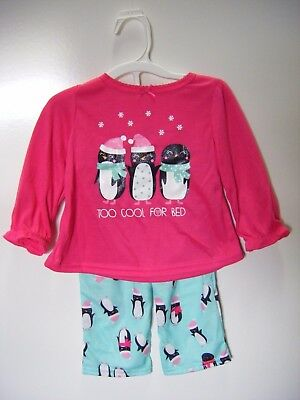 Carters Just One You   Penguin 2 Piece Pajama Set