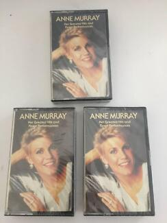 Anne Murray Her Greatest Hits & Finest Performances Cassette Tape