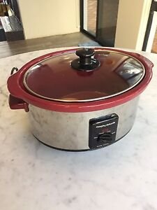 Morphy Richards slow cooker Doubleview Stirling Area Preview