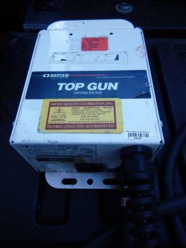 Simco-ION Top Gun 3  Ionizing Air Gun with 7