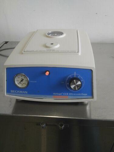 Beckman Airfuge CLS Ultracentrifuge