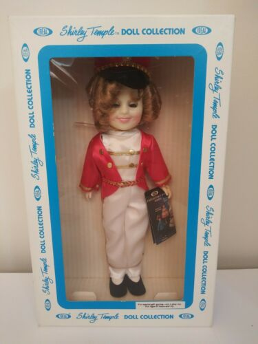 """VNTG 1982 SHIRLEY TEMPLE 12"""" DOLL POOR LITTLE RICH GIRL BY IDEAL"""