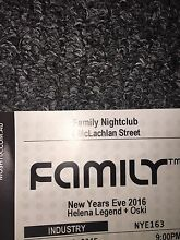 NYE FAMILY NIGHTCLUB TICKETS Strathpine Pine Rivers Area Preview