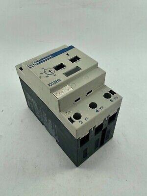 Telemecanique GV3-M40 Motor Starter, 25-40A, 690V, 50/60Hz, Used