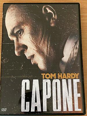 Capone [DVD] 2020 - Fast Dispatch