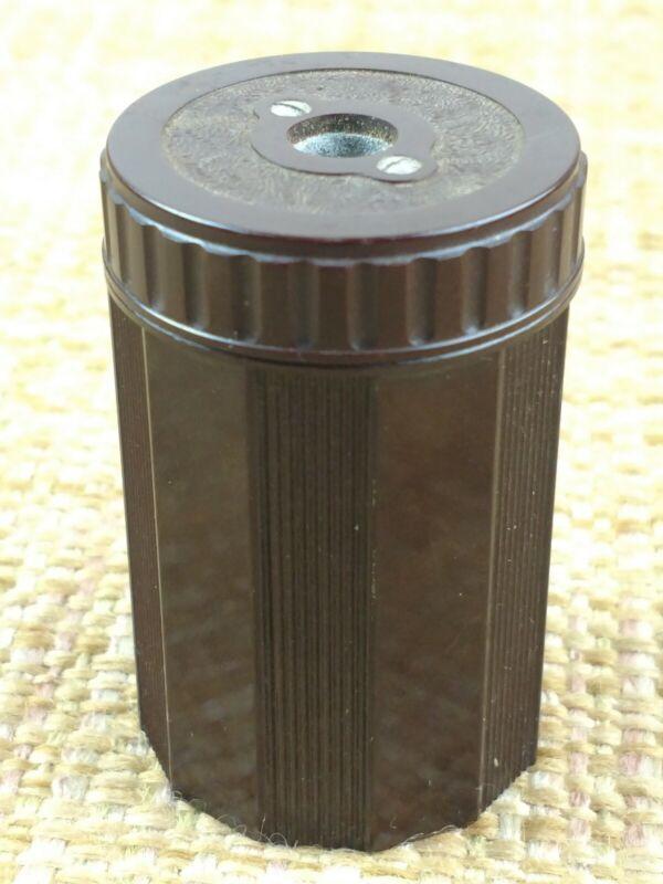 Vintage DUX Bakelite Pencil Sharpener Made In Germany