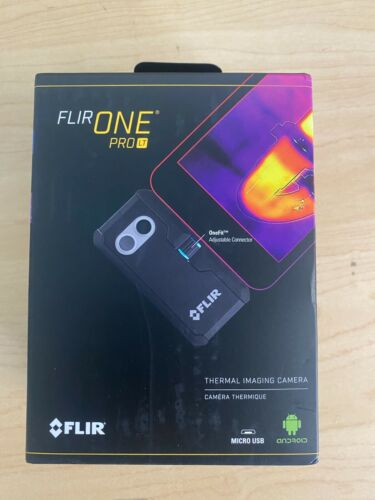 FLIR ONE PRO LT Pro-Grade Thermal Imaging Camera for Android Micro USB