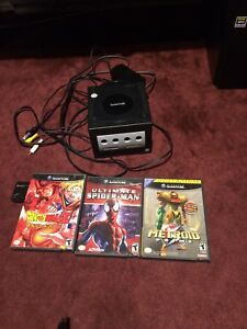 Black GameCube (3 Games)